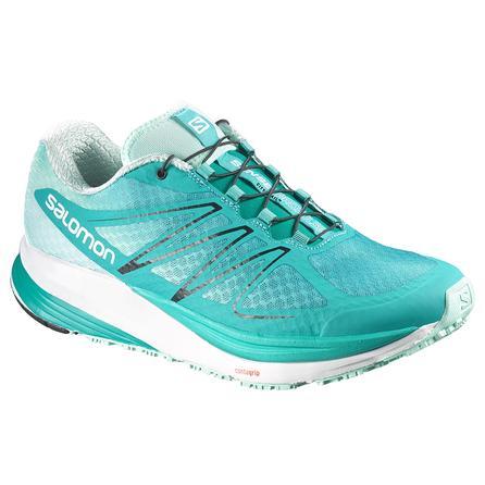 Salomon Sense ProPulse Running Shoe (Women's) - Teal Blue/Igloo Blue/Black