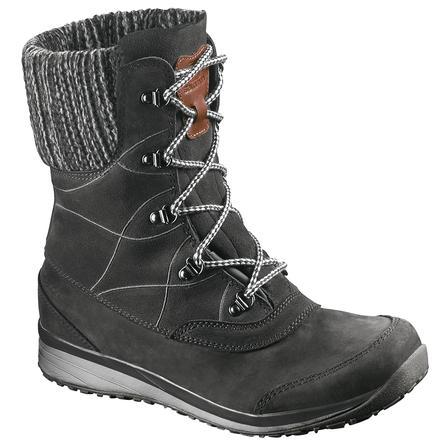 Salomon Hime Mid Leather CS Waterproof Boot (Women's) -
