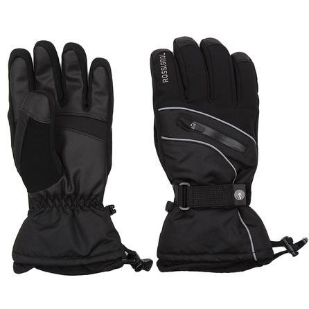 Rossignol Trend Ski Glove (Men's) - Black/Silver
