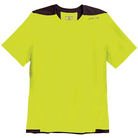 Brooks Short Sleeve Rev III Running Shirt (Men's) - Night Life