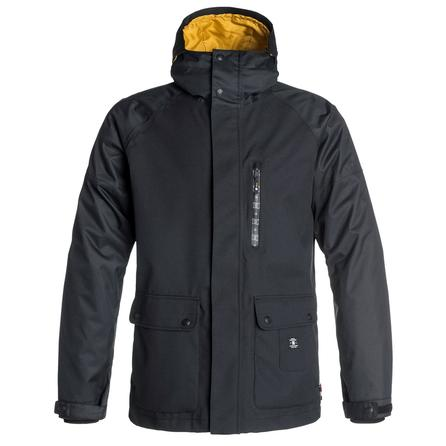DC Clout Shell Snowboard Jacket (Men's) - Anthracite