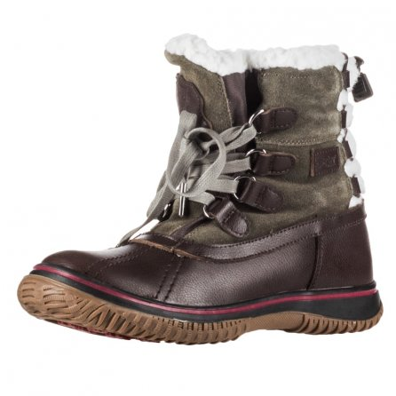 Pajar Iceland Boot (Women's) - Brown/Taupe