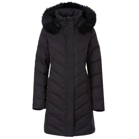 Fera Selene Fur Down Coat (Women's) -