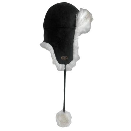 F-UR Headwear Earflap Maggie Hat (Women's) - Onyx