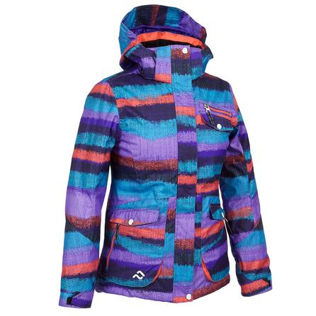 Jupa Ella Insulated Ski Jacket (Girls') - Rapsodie Print