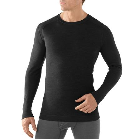 SmartWool NTS Mid 250 Crew Baselayer Top (Men's) - Black