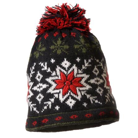 Sweet Turns Snowflake Pom Hat (Women's) -