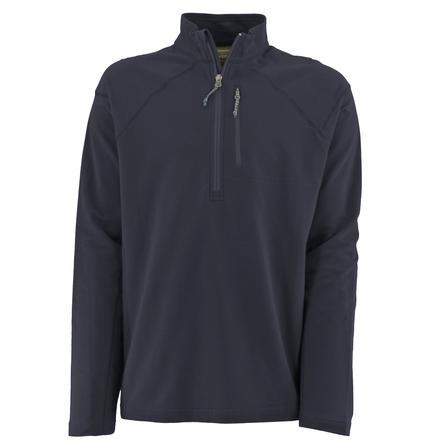 White Sierra Mountain Comfort Half Zip Shirt (Men's) -