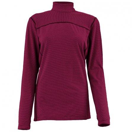 White Sierra Sierra Ridge Stripe Mock Shirt (Women's) -
