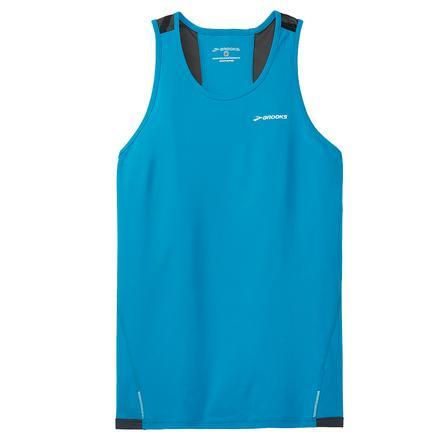 Brooks Rev Singlet III Sleeveless Running Shirt (Men's)  -