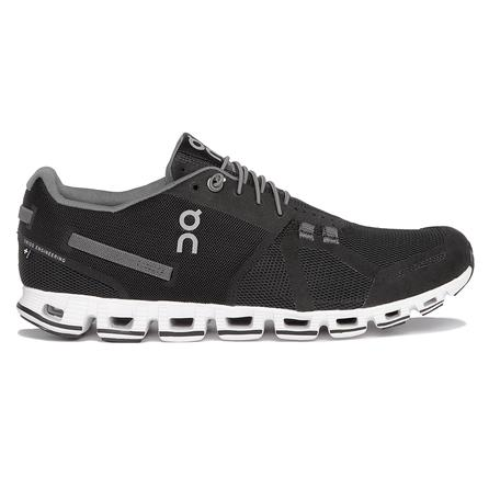 On Cloud Running Shoe (Men's) - Black/White