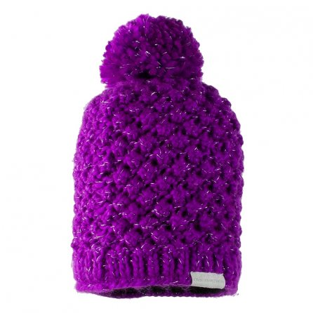 Obermeyer Sunday Knit Hat (Women's) - Violet Vibe