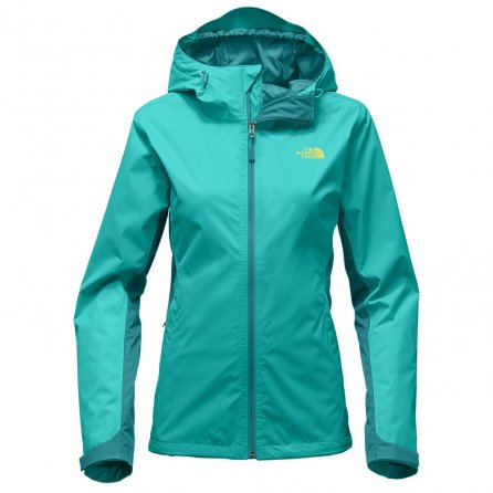 The North Face Arrowood Triclimate Ski Jacket (Women's) - Pool Green/Porcelain Green
