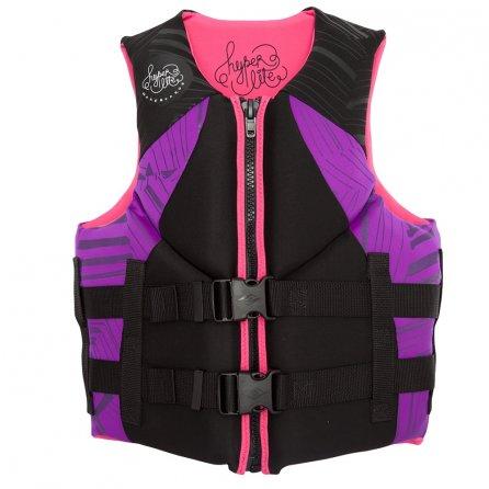 Hyperlite Indy Life Vest (Women's) - Purple/Pink