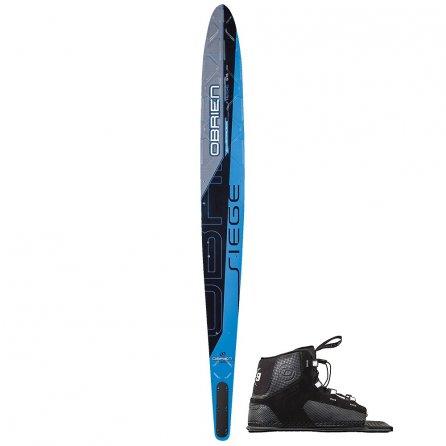 "O'Brien 67.5"" Siege Slalom Waterski with X-9 Binding (Men's) -"