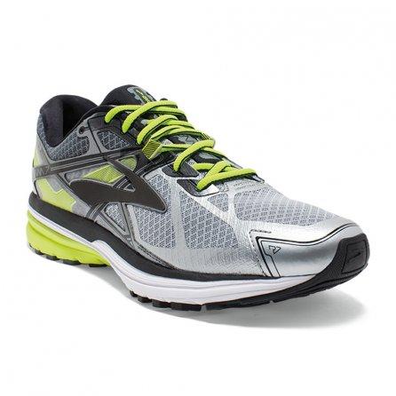 Brooks Ravenna 7 Running Shoe (Men's) - Silver/Nightlife/Black
