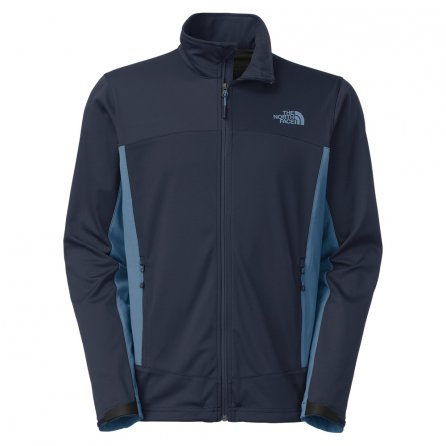 The North Face Cipher Hybrid Sweater (Men's) - Cosmic Blue/Moonlight Blue