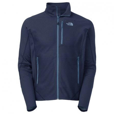 The North Face Fuseform Dolomiti Full Zip Sweater (Men's) - Cosmic Blue Fuse