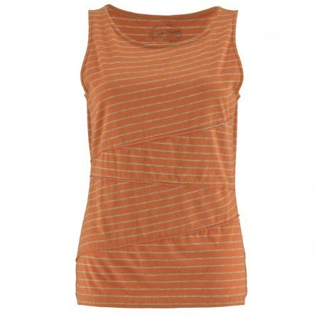 White Sierra Shadow Tank-Top (Women's) - Melon