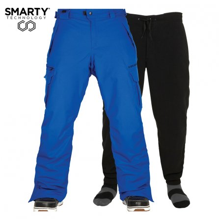 686 Smarty Cargo Insulated Snowboard Pant (Men's) -