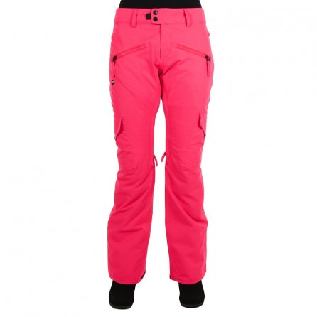 686 Mistress Insulated Snowboard Pant (Women's) - Electric Poppy