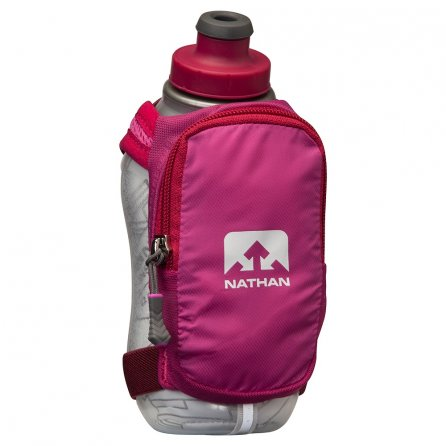 Nathan SpeedShot Plus Running Water Bottle - Vivacious
