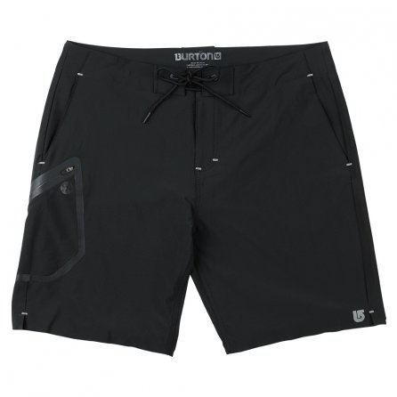 Burton Plaster Hybrid Short (Men's) - True Black