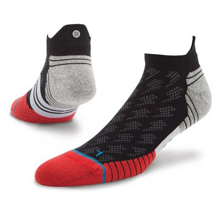 Stance Bolt Crew Socks (Women's) - Black