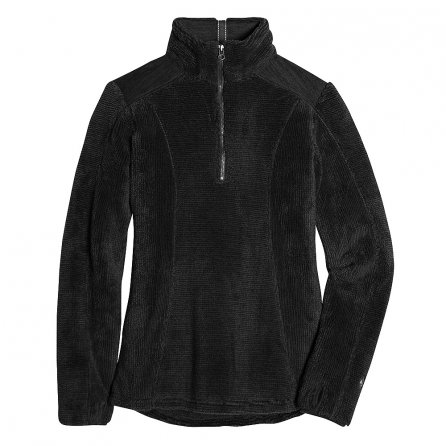 Kuhl Alto Half Zip Sweater (Women's) - Raven