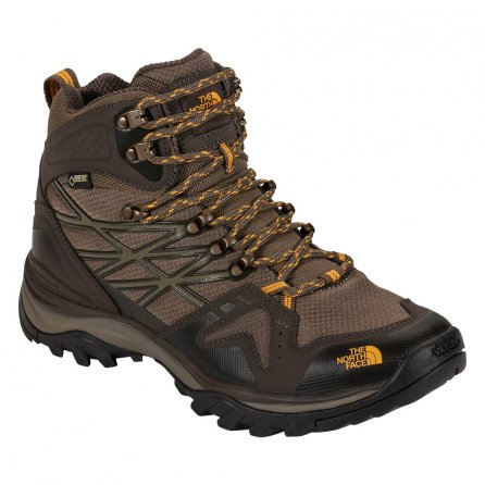 The North Face Hedgehog Fastpack Mid GORE-TEX Boot (Men's) - Shroom Brown/Brushfire Orange