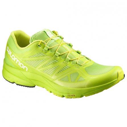 Salomon Sonic Pro Running Shoe (Men's) - Granny Green