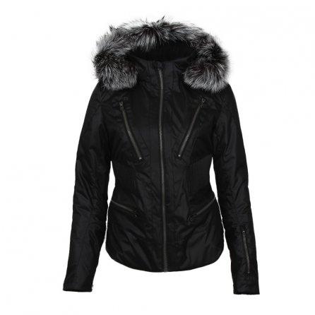 Spyder Posh Ski Jacket (Women's) - Black