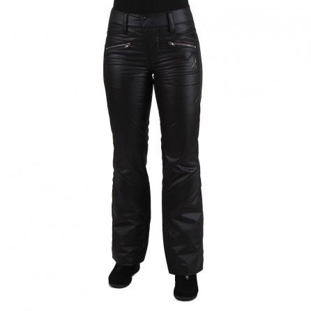 Spyder Ruby Ski Pant (Women's) - Black/Black