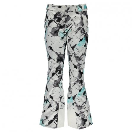 Spyder Temerity Ski Pant (Women's) - Frozen Freeze Print