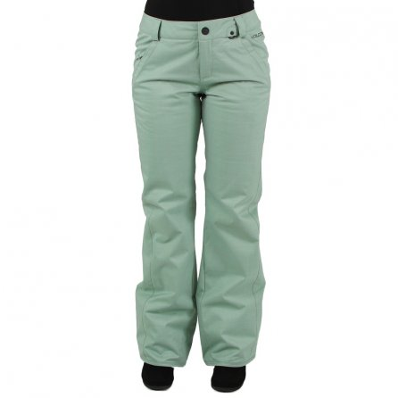 Volcom Frochickie Insulated Snowboard Pant (Women's) - Sage