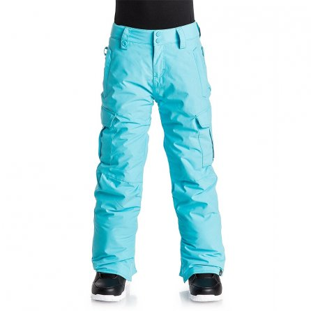 Quiksilver Porter Insulated Snowboard Pant (Boys') - Bluefish