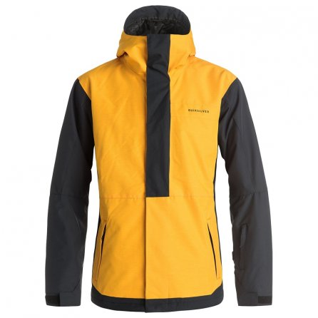 Quiksilver Ambition Insulated Snowboard Jacket (Men's) - Cadmium Yellow