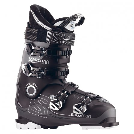 Salomon X Pro 100 Ski Boot (Men's) - Black/Anthracite