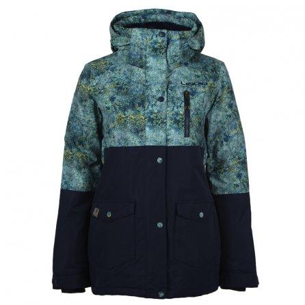 Liquid Maili Insulated Snowboard Jacket (Women's) - Peacoat