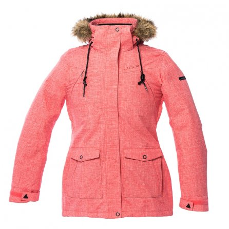 Liquid Torecillas Insulated Snowboard Jacket (Women's) - Rose