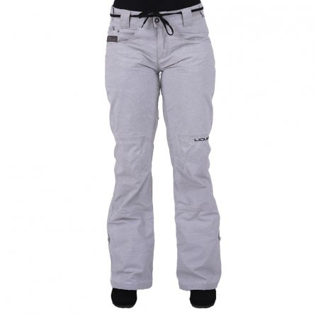 Liquid Misty Insulated Snowboard Pant (Women's) - Grey