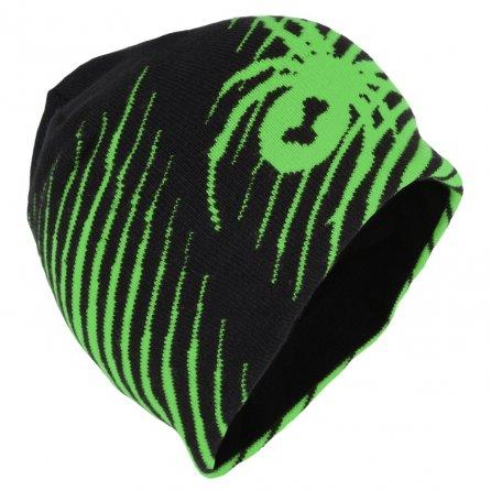 Spyder Throwback Hat (Boys') - Black/Fresh