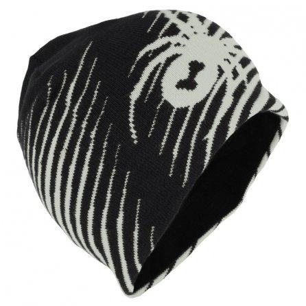 Spyder Throwback Hat (Boys') - Black/Glo