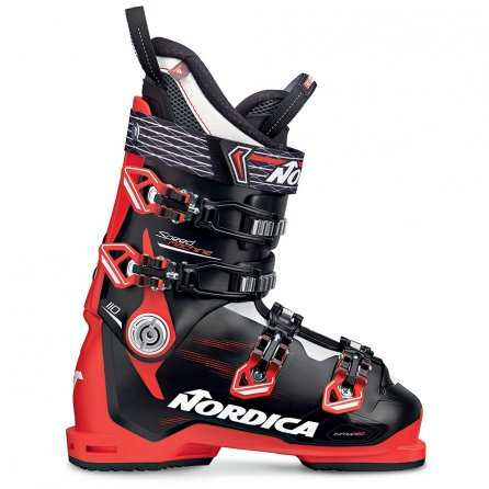 Nordica Speedmachine 110 Ski Boot (Men's) - Black/Red