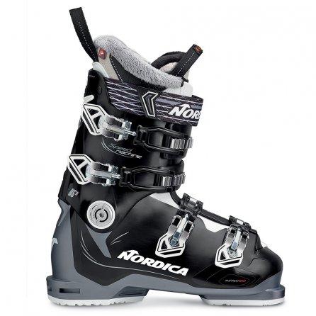 Nordica Speedmachine 85 Ski Boot (Women's) - Black/White