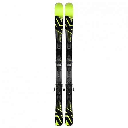 K2 iKonic 78 Ti Ski System with Bindings (Men's) -