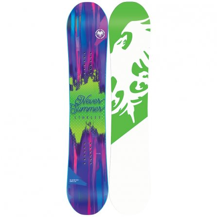 Never Summer Starlet Snowboard (Kids') -