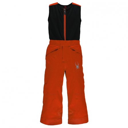 Spyder Mini Expedition Insulated Ski Pant (Little Boys') - Rage