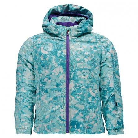 Spyder Bitsy Glam Insulated Ski Jacket (Little Girls') - Tacey Freeze/Iris