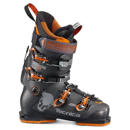 Tecnica Cochise 90 Ski Boot (Men's) - Black/Orange